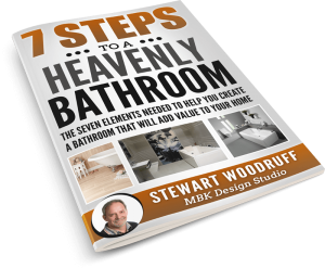 7 steps to a heavenly bathroom
