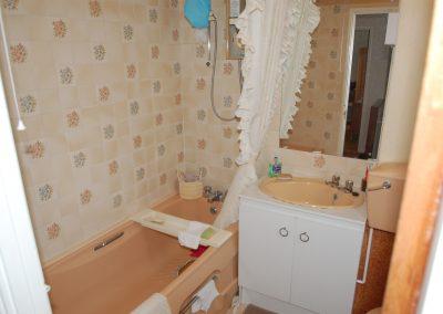 Bathroom 5 - Mrs P - Walderslade - BEFORE