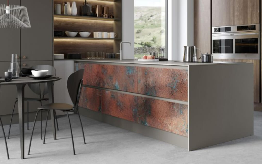 How to Incorporate Metallics into Your Kitchen