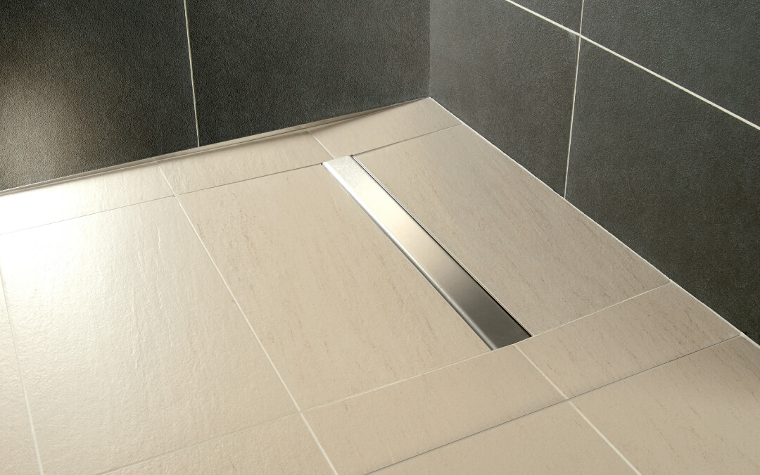 What is the cost of a Wet Room drain and what types of Drains are available