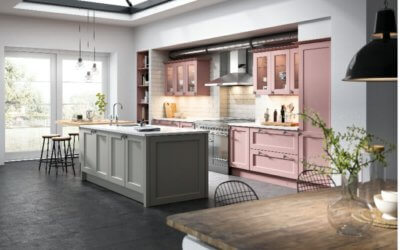 Working the Room – What's popular in kitchens now…..
